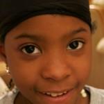 Little girl, New York