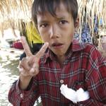 Young boy, Cambodia