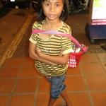 Little girl, Siem Reap, Cambodia