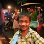 Little boy, Siem Reap, Cambodia
